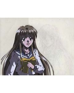 Miyuki-27 - Miyuki-chan in Wonderland anime cel