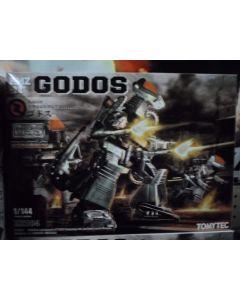 Zoids TOMY Godos 1/144 scale Model Kit