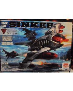 Zoids TOMY Sinker 1/144 scale Model Kit