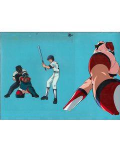 P9-11 - Princess 9 anime cel