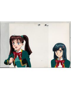 P9-15 - Princess 9 anime cel