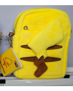 Authentic Pokemon Pikachu Plush Shoulder Bag/Purse