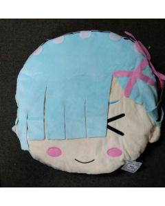 Re:ZERO REM large Cushion/Pillow (Closed Eyes)