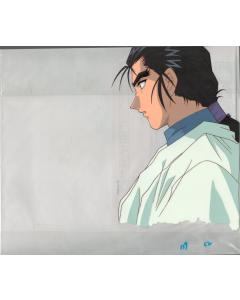 RRKenshin-185 - Ru Rouni Kenshin OVERSIZED PAN anime cel