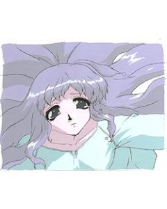 ShamanicP-03c - Shamanic Princess anime cel
