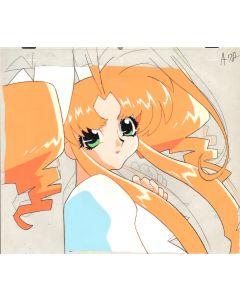 ShamanicP-43 - Shamanic Princess OPENING anime cel