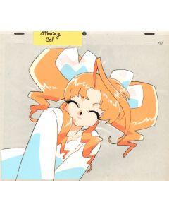ShamanicP-44 - Shamanic Princess OPENING anime cel