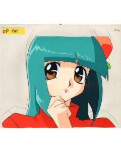 ShamanicP-46 - Shamanic Princess OPENING anime cel