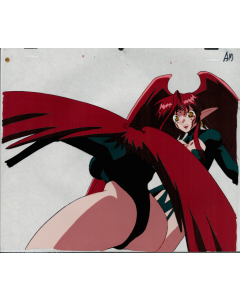 ShamanicP-55 - Shamanic Princess anime cel
