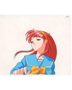TokiMeki11 - Shiori - Toki Meki anime cel