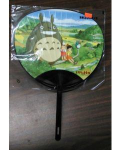 TotoroFan1 - Totoro hand Fan 1