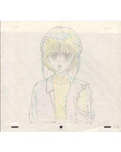 VGAi sketch-01 - (Video Girl Ai sketch)