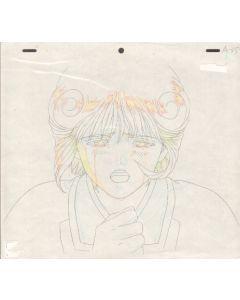 VGAi sketch-03 - (Video Girl Ai sketch)