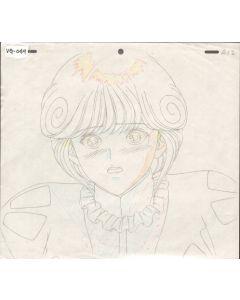 VGAi sketch-04 - (Video Girl Ai sketch)