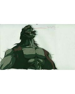 VHDB039 - Barbarois Wolfman - Vampire Hunter D Bloodlust anime cel