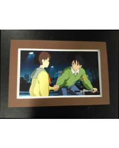 """Ghibli Print Whispers - Licensed Ghibli print (27 x 42 cm) for """" Whispers of the Heart"""" from 2016 calender (Matte not included!!)"""
