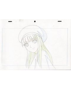 Spice/Wolf-025 -  Spice & Wolf Pre-production genga set - Holo