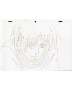 Spice/Wolf-030 -  Spice & Wolf Pre-production genga set - Lawrence