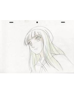 Spice/Wolf-031 -  Spice & Wolf Pre-production genga set - Holo